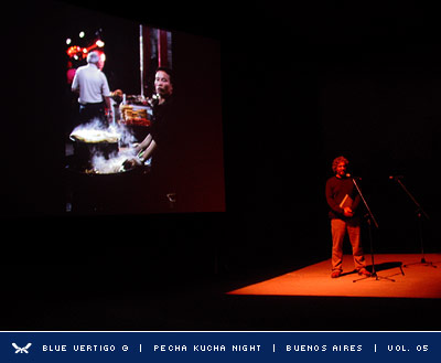 Pecha Kucha Night | Volumen 5 | Photo 04 | Blue Vertigo ©