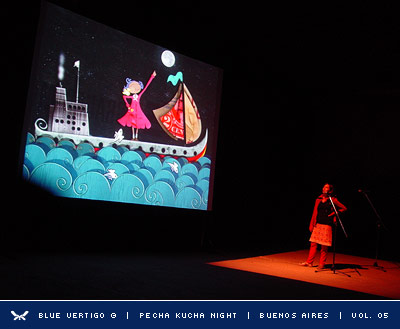 Pecha Kucha Night | Volumen 5 | Photo 07 | Blue Vertigo ©