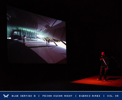 Pecha Kucha Night | Volumen 5 | Photo 12 | Blue Vertigo ©