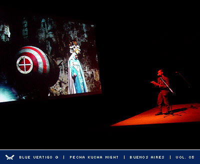 Pecha Kucha Night | Volumen 5 | Photo 15 | Blue Vertigo ©
