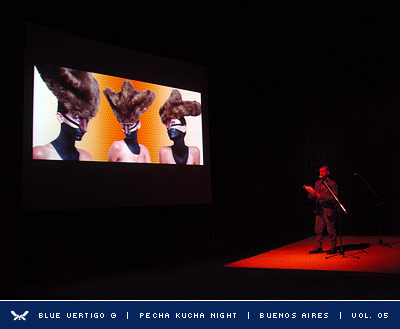 Pecha Kucha Night | Volumen 5 | Photo 16 | Blue Vertigo ©
