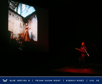 Pecha Kucha Night | Volumen 5 | Photo 17 | Blue Vertigo ©
