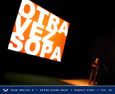 Pecha Kucha Night | Volumen 5 | Photo 29 | Blue Vertigo ©