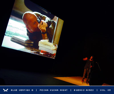 Pecha Kucha Night | Volumen 5 | Photo 30 | Blue Vertigo ©
