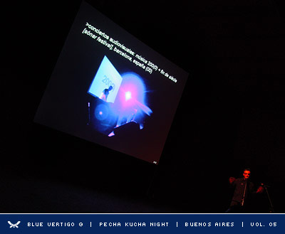 Pecha Kucha Night | Volumen 5 | Photo 32 | Blue Vertigo ©