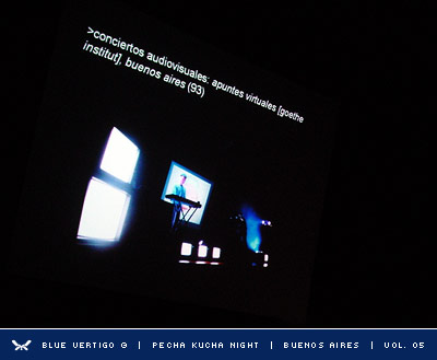 Pecha Kucha Night | Volumen 5 | Photo 33 | Blue Vertigo ©