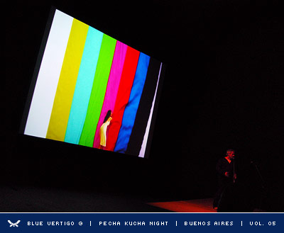 Pecha Kucha Night | Volumen 5 | Photo 34 | Blue Vertigo ©