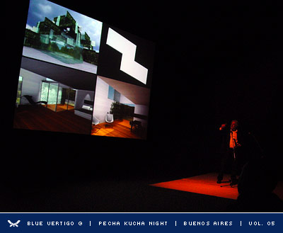 Pecha Kucha Night | Volumen 5 | Photo 38 | Blue Vertigo ©