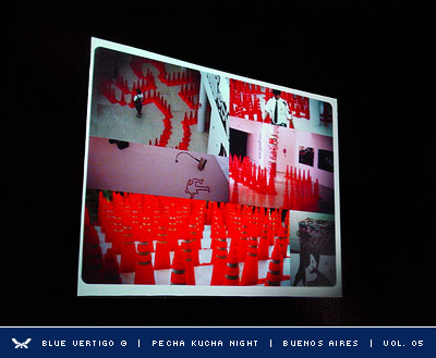 Pecha Kucha Night | Volumen 5 | Photo 44 | Blue Vertigo ©