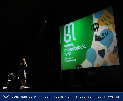 Pecha Kucha Night | Volumen 12 | Photo 22 | Blue Vertigo ©