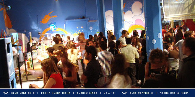 Pecha Kucha Night | Volumen 12 | Photo 29 | Blue Vertigo ©