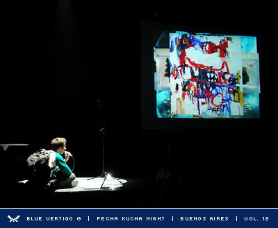 Pecha Kucha Night | Volumen 12 | Photo 37 | Blue Vertigo ©