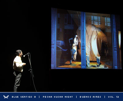 Pecha Kucha Night | Volumen 12 | Photo 52 | Blue Vertigo ©