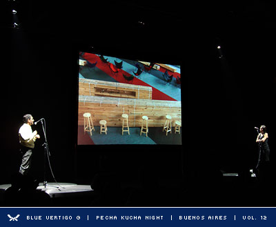 Pecha Kucha Night | Volumen 12 | Photo 54 | Blue Vertigo ©