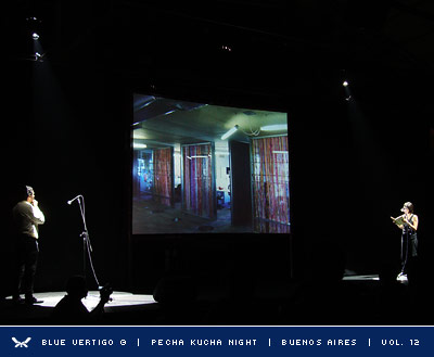Pecha Kucha Night | Volumen 12 | Photo 55 | Blue Vertigo ©